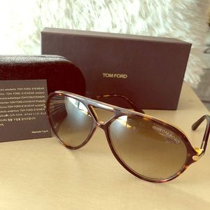 Tom Ford Leopold Sunglasses
